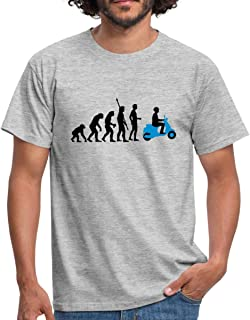 19b5c55529447b Suchergebnis auf Amazon.de für: vespa tshirt herren
