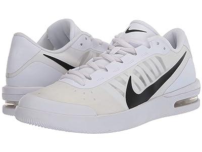 Nike NikeCourt Air Max Vapor Wing MS (White/Black/Volt) Men