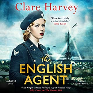 The English Agent                   By:                                                                                                                                 Clare Harvey                               Narrated by:                                                                                                                                 Charlotte Strevens                      Length: 12 hrs and 11 mins     8 ratings     Overall 4.8