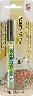 Zig Painty FX Pen Fine Tip Marker (Packaged)-Black