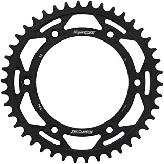 SuperSprox RAL-990-52-ORG Orange Aluminum Sprocket