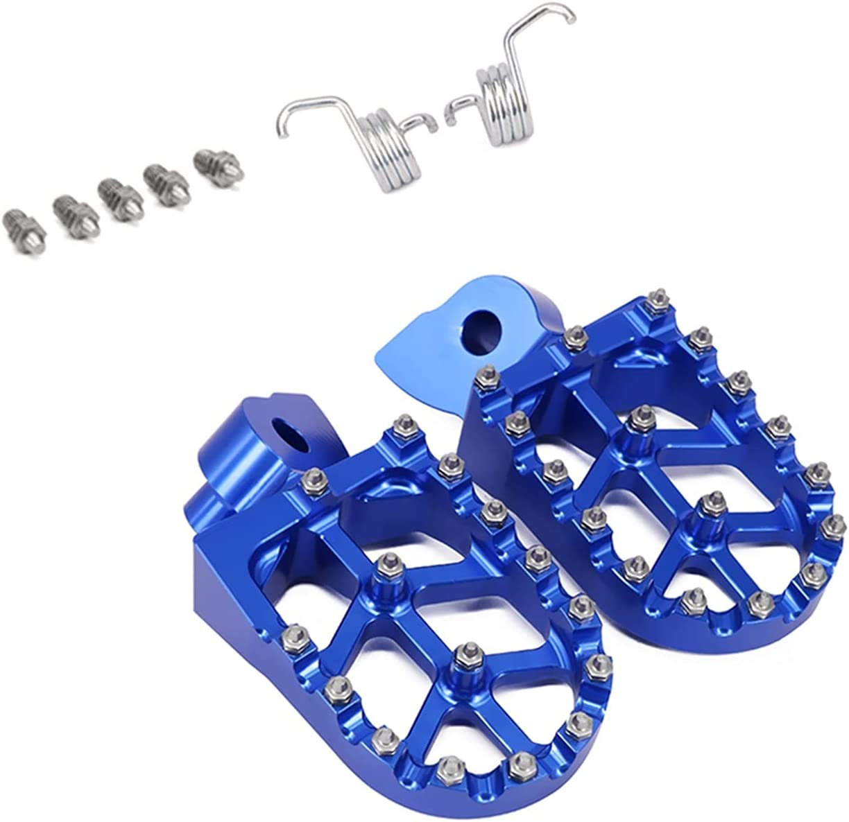 ZDSM Footrests for Y-AMAHA WR250F WR450F YZ250 YZ85 YZ125 YZ125X excellence 25% OFF