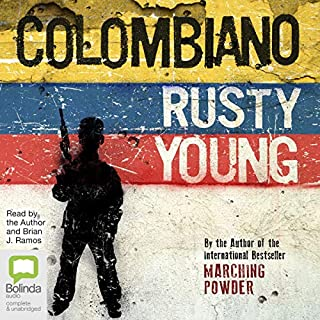 Colombiano cover art