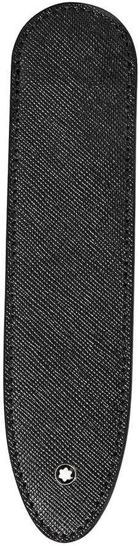 MontWeiß 118699 118699 118699 Sartorial Satorial Leder Etui für einen Stift B07D3SCFN3 | Modern Und Elegant  6bffa6