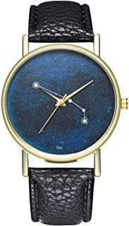 Delicate Beneficial T53 Aries Leather Strap Quartz Fashion Watch Fashionable Popular Nice