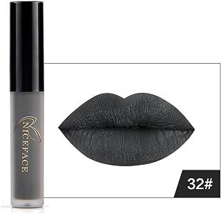 8 Colores Profesional Pintalabios Mate Labial de Maquillaje