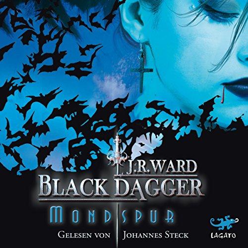 Mondspur (Black Dagger 5) audiobook cover art