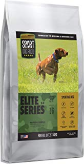 Sporting Dog Grain & Peas Free Whitefish Formula