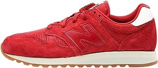 Vintage Classic, White & Red, Size 26.5 EU
