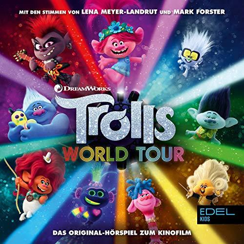 Trolls World Tour (Das Original-Hörspiel zum Kinofilm) Titelbild