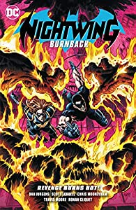 Nightwing: Burnback (Nightwing (2016-))