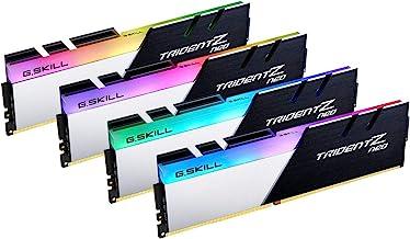 G.SKILL Trident Z Neo (for AMD Ryzen) Series 64GB (4x16GB) 288-Pin RGB DDR4 3200 (PC4 25600) DIMM F4-3200C16Q-64GTZN
