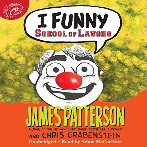 I Funny: School of Laughs audiobook cover art