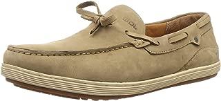 Woodland Men's OGC 2810118_Khaki Leather Clogs-8 UK (42 EU) (9 US) 2810118KHAKI