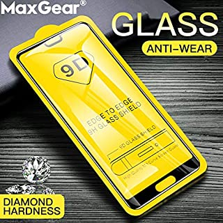 VINTO-Phone Screen Protectors - 2pcs 9D Curved Tempered Glass For Huawei P10 Plus P20 Lite Mate 9 10 20 Pro P 9 Screen Pro...