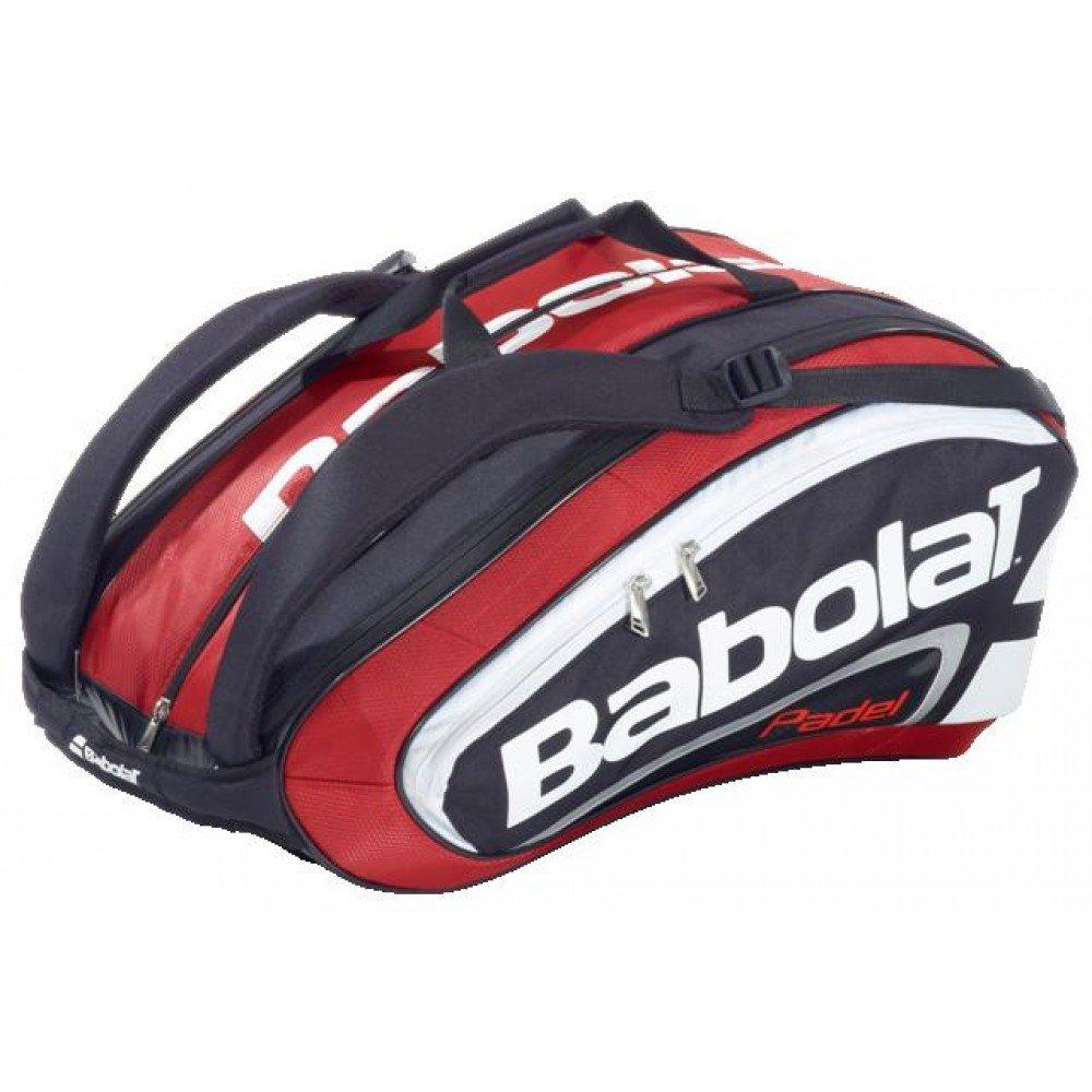 Babolat – Racket Holder Team Padel Bolsa, Color Rojo - Rojo ...