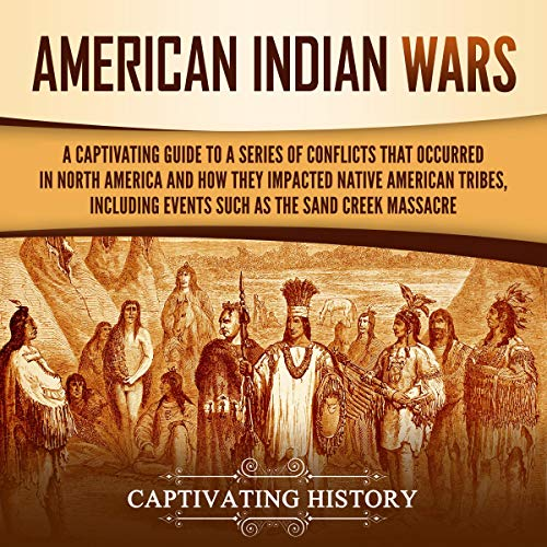 American Indian Wars cover art