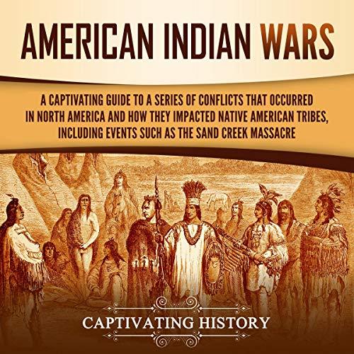 『American Indian Wars』のカバーアート