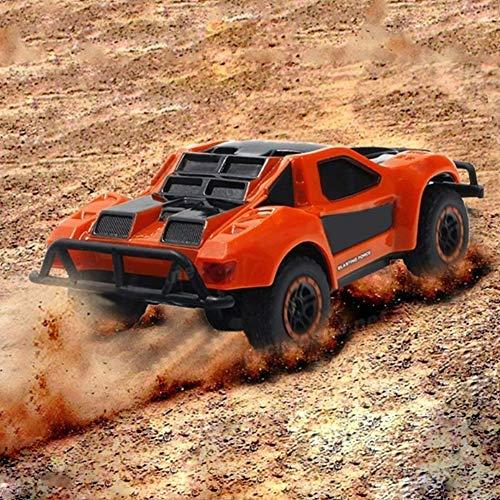 RC Monstertruck kaufen Monstertruck Bild 1: Aandyou Ferngesteuertes Auto, 2,4Hz RC-Auto 4WD Elektronischer Geländewagen,Funkgesteuertes Auto Monster Truck Off-Road-Auto*