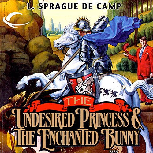 The Undesired Princess audiobook cover art