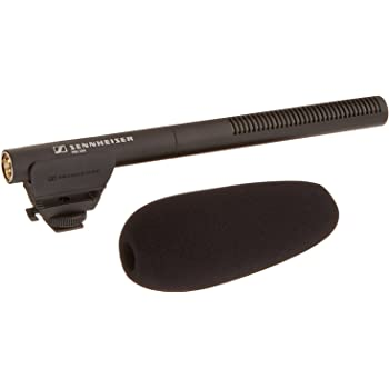 Sennheiser Pro Audio Wireless Microphone System, Black (MKE600)