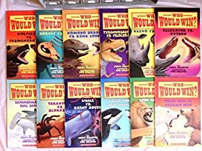 Who Would Win? Series Complete 12 Book Set