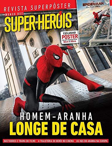 Revista Superpôster - Homem-Aranha: Longe de Casa