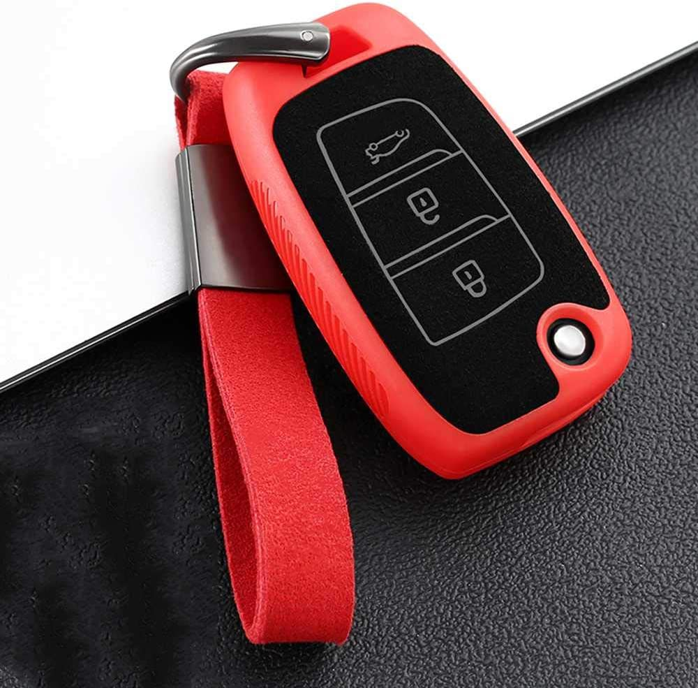 ZIMAwd Car Key Selling rankings fob Max 48% OFF Cover Covers Hyundai for Fit car Keys