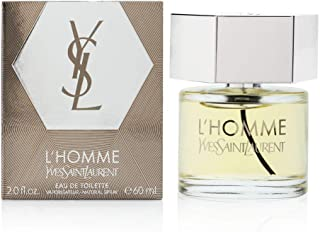 Yves Saint Laurent L'Homme Eau de Toilette Spray for Men 60ml