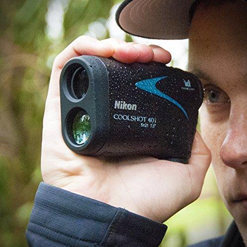 Product Image 7: Nikon COOLSHOT 40i Golf Laser Rangefinder