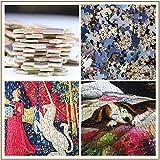 Duo xyct Puzzle für Erwachsene 1000 Teile Regendecke Natural Scenery Celebrity Painting Decoration Interior 75x50CM