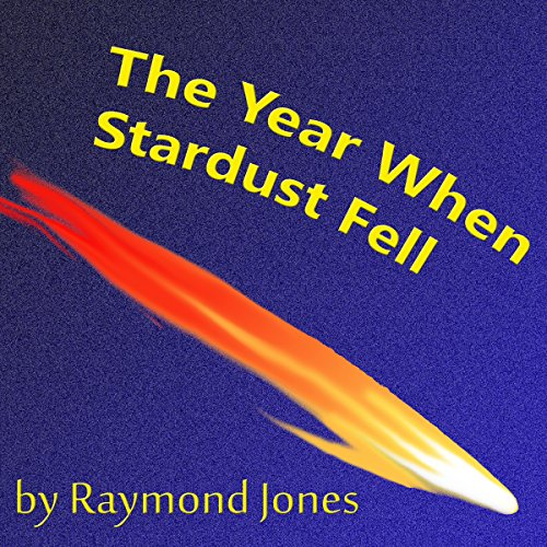 The Year When Stardust Fell audiobook cover art