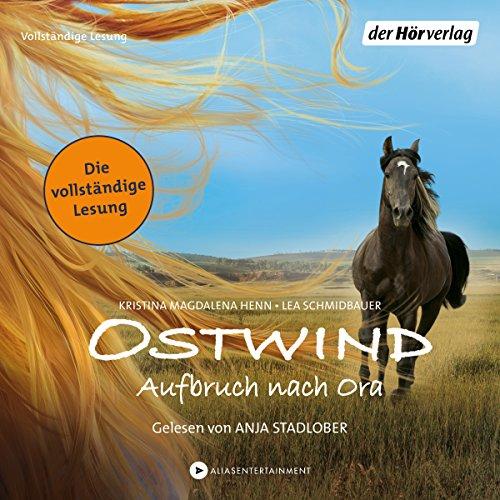 Aufbruch nach Ora audiobook cover art