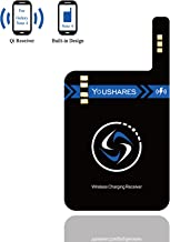 Note 4 Qi Wireless Charging Receiver, YOUSHARES Built-in Module Card for Samsung Galaxy..