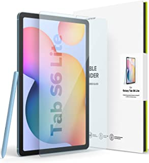 Ringke Invisible Defender Glass Screen Protector Compatible with Samsung Galaxy Tab S6 Lite, Tempered Glass Film, 4.7-inch