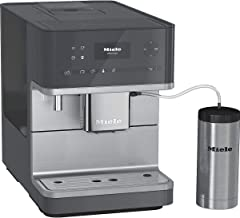 Miele 29635030USA CM6350 Graphite Grey Countertop Coffee Machine, Medium, (Renewed)