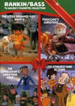 Rankin/Bass TV Holiday Favorites Collection