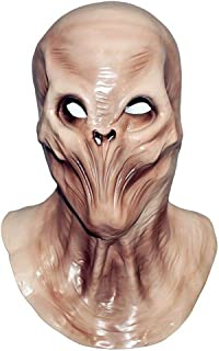 Halloween Alien Latex Mask for Party Adult Man