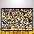 Y-fodoro Simpsons Puzzle Puzzle  Erwachsene Charak