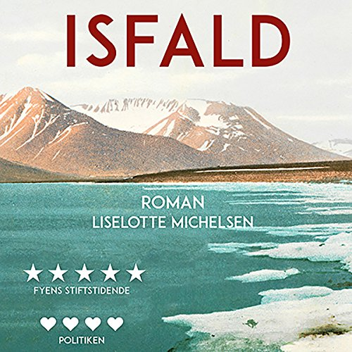 Isfald audiobook cover art