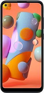 SAMSUNG SM-A115F Galaxy A11 32GB (Çift SIM) Smartphone, Siyah