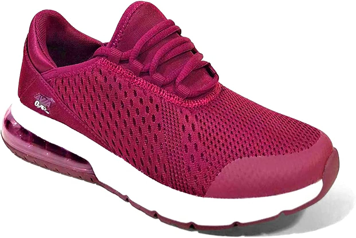 Avia Performance Women's O2Air Athletic Shoe with Memory Foam In