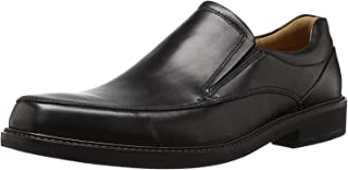 Men's Holton Apron Toe Slip On, Black, 44 EU/10-10.5 M US