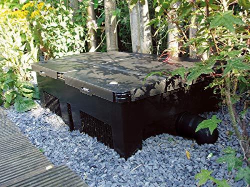 Wasserfilter | Teichfilter | Durchlauffilter | Oase BioSmart Set 24000 - 5