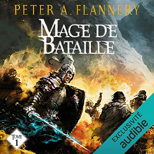 Mage de bataille 1 cover art