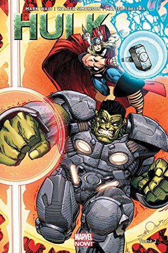 Hulk marvel now t02