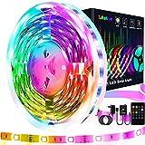 Luce Led da 5 m, 1. Questa striscia luminosa a led ha 90 5050 LED SMD RGB in 5m con dimmer e controlli di luminosità. 2. Utilizzo di rame a doppio strato sulla scheda PCB per mantenere i colori misti più uniformi. 3. Il nastro autoadesivo 3M può esse...
