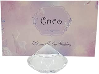 Best crystal name card holders Reviews