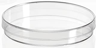 Polystyrene Petri Dish with Vented Lid, 90mm, Sterile (Pack of 20)