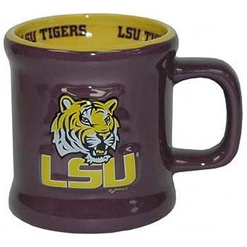 NCAA Ole Miss Rebels Mug Ceramic Relief